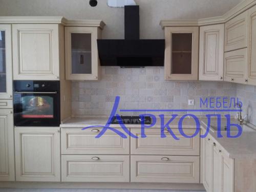 Деревянная кухня Модель 40-фото 1