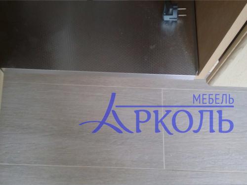 Деревянная кухня Модель 40-фото 4