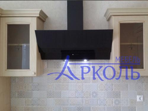 Деревянная кухня Модель 40-фото 5