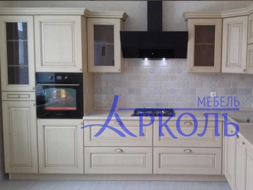 Деревянная кухня Модель 40-фото 6