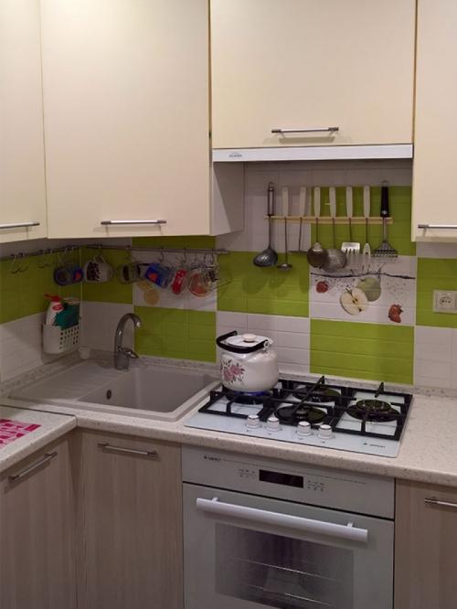Кухня МДФ «Модель 33»-фото 5