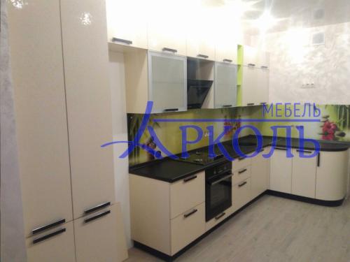 Кухня МДФ-Кухня МДФ Пластик «Модель 29»-фото 1