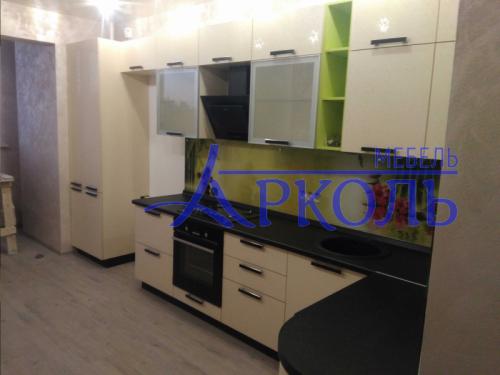 Кухня МДФ-Кухня МДФ Пластик «Модель 29»-фото 2