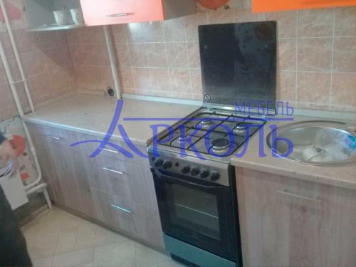 Кухня матовая-Кухня ЛДСП «Модель 24»-фото 2