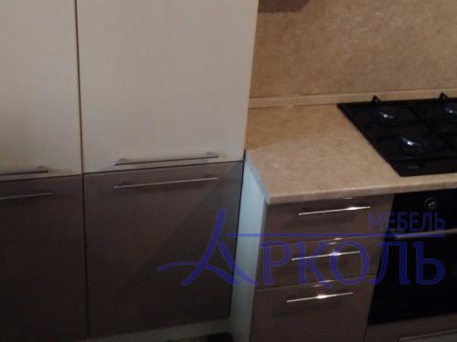 Кухня глянец-Кухня МДФ ПВХ «Модель 6»-фото 3