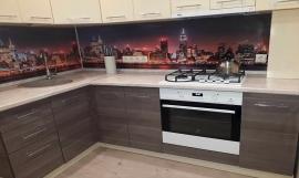 Кухня глянец-Кухня МДФ пластик «Модель 5»-фото 2