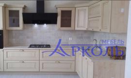 Деревянная кухня Модель 40-фото 7