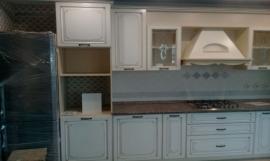 Кухня матовая-Кухня МДФ ПВХ «Модель 20»-фото 2