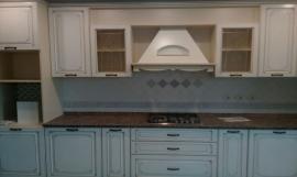 Кухня матовая-Кухня МДФ ПВХ «Модель 20»-фото 3