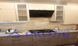 Кухня МДФ-Кухня МДФ Пластик «Модель 28»-фото 6