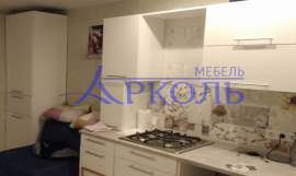 Кухня Белая Лилия