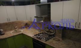 Кухня МДФ модель 36