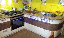 Кухня МДФ «Модель 31»-фото 3
