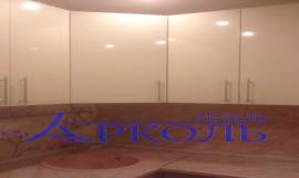 Кухня глянец-Кухня МДФ пластик «Модель 17»-фото 3