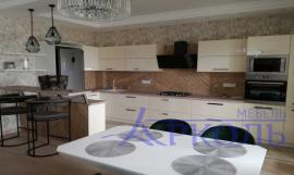 Кухня глянец-Кухня МДФ акрил «Модель 8»-фото 2