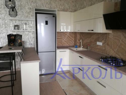 Кухня глянец-Кухня МДФ акрил «Модель 8»-фото 3
